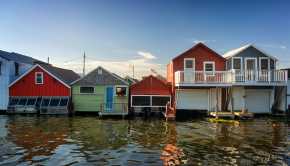 Canandaigua Lake Boathouses