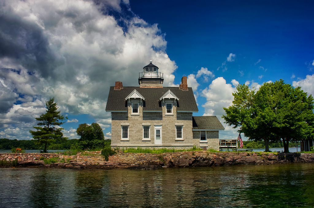 Sister Island Lighthouse