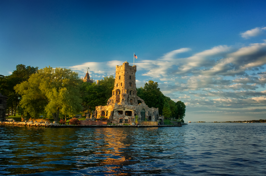 Alster Tower - The Playhouse at Boldt Castle