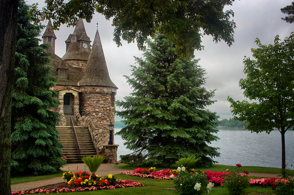 The Powerhouse at Boldt Castle