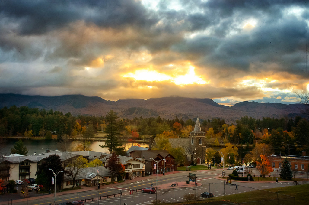 Lake Placid I Love Upstate New York