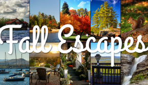 10 Upstate NY Fall Escapes