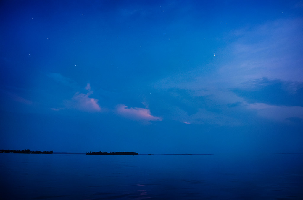 Into The Blue Sackets Harbor Photo by Andrea Parisi