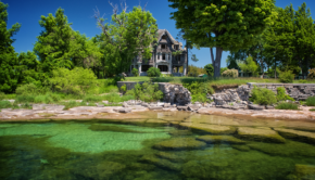 Carleton Island Villa - 1000 Islands